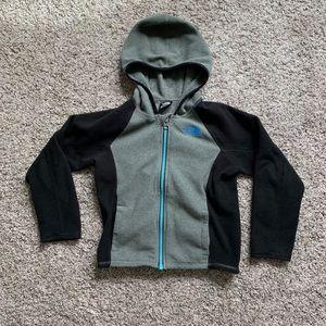 Northface toddler fleece jacket
